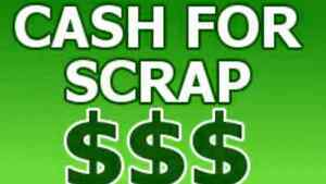 Call 416-550-1209 any time for scrap cars and used cars