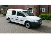 Volkswagen Caddy Maxi 1.9TDI ( 104PS ) 5seat Maxi