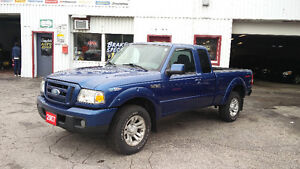 2007 Ford Ranger ONLY 99,000KM! Automatic! Certified!
