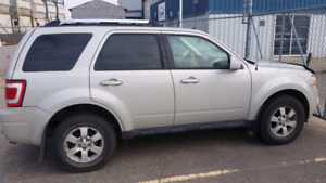 2009 Ford Escape Limited 4WD