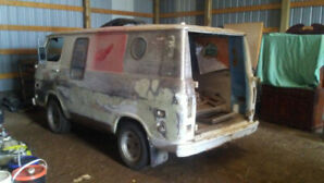 1968 GMC HANDIVAN REDUCED