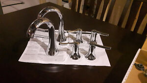 BRAND NEW! SET OF 2 MOEN FINA FAUCETS (MODEL NUMBER: TS41708)