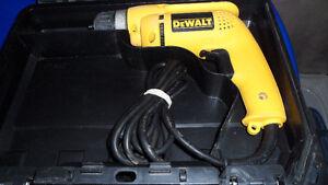 Dewalt 3/8 Inch Drill $50