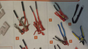 wanted maple syrup pipeline pliers or assemblers