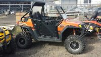 Well Maintained Orange Madness RZR S 800