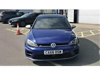 2017 Volkswagen Golf 2.0 TSI R 5dr DSG Hatchback Auto Hatchback Petrol Automatic