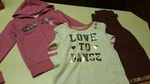 5/6T Girls set....ALL BRAND NEW WITH TAGS