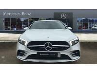 2021 Mercedes-Benz A-CLASS A35 4Matic Executive 5dr Auto Petrol Hatchback Hatchb