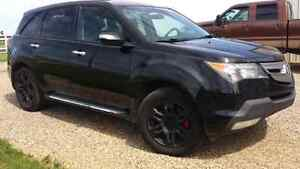 2007 Acura MDX premium package SUV, Crossover