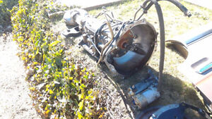 Toyota truck and celica 22re automatic transmission A43D