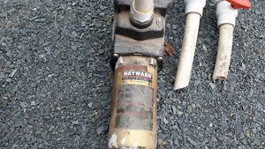 Hayward inground pool pump
