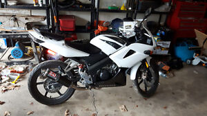 honda cbr 125 for sale