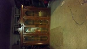 Solid Wood Hutch For Sale $400.00 London Ontario image 2