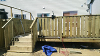 Decks and Fence's & More