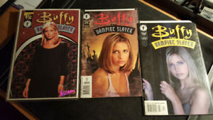 Buffy the Vampire Slayer Comics