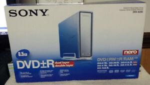 SONY RW DVD/CD
