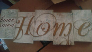 Home Sweet Home sign for sale  Edmonton