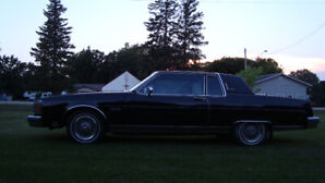 1981 OLDSMOBILE 98 2 dr coupe