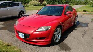 2007 Mazda RX-8 GT Coupe (2 door)
