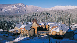 Whistler village 1 bdr, Dec 26 - Jan 1; 5 star Intrawest resort