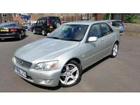 2001 LEXUS IS 200 2.0 SE