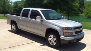 Looking for 2007-2012 GMC Canyon or Chevrolet Colorado truck