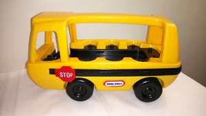 Little Tikes Vintage Bus