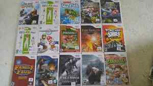 Nintendo wii video games and consoles for sale Stratford Kitchener Area image 2