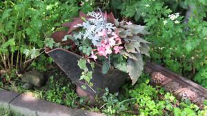 COAL ASH BUCKET (Rustic-Charm Mississauga)