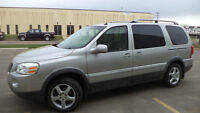 06 Montana - LOADED  - AC  -  DVD - VAN IS MINT ONLY 57,000KMS
