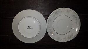3 full dinner sets - each different price $10+++  or best offer