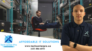 IT Solutions and Support - FREE Consultations!