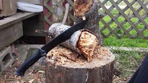 Premium Seasoned Pine Firewood!