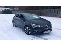 2017 Renault Megane Hatch 1.5 dCi Dynamique S Nav 5dr 17 Manual Diesel Hatchback