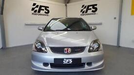 2004 Honda Civic 2.0 i-VTEC Type R Hatchback 3dr