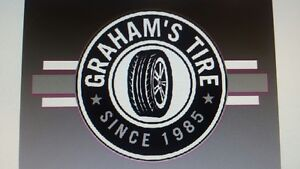 Graham,s Tire 2nd Location Moose Jaw Regina Area image 1