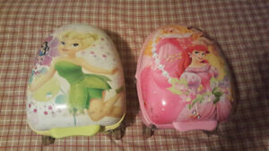 TWO ROLLING LUGGAGES FOR GIRLS