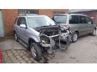 Breaking Honda CrV 2003 Model