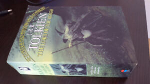 Lord of the Rings (Seigneur des anneaux ANGLAIS) Tolkien