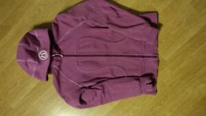 Lululemon size 6 Scuba Hoodie Kitchener / Waterloo Kitchener Area image 1