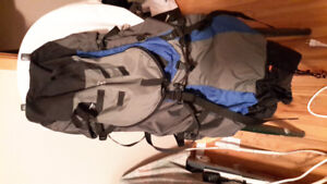 Low Alpine Sirocco 60+10 Hyperlite Backpack!!