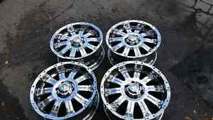 "Chrome rims 20 "" ultra motorsports West Island Greater Montréal image 1"