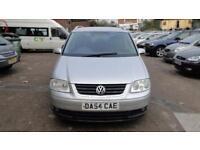 2004 Volkswagen Touran 2.0 TDI Sport Sport MPV 5dr (7 Seats)