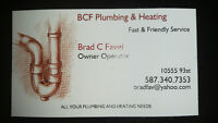 BCF PLUMBING AND HEATING LOW FURNACE RE-RE RATE AROUND