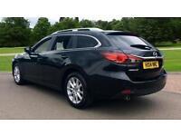 2014 Mazda 6 2.2d SE-L Nav 5dr Manual Diesel Estate