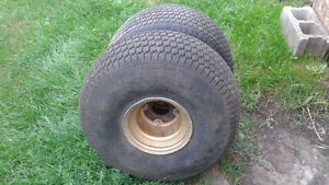 Off road tires on honda odyssey rims