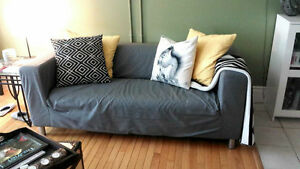 ikea apartment couch