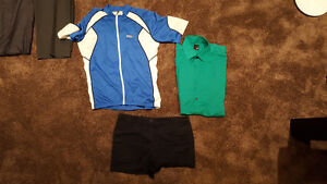 Mens Dress clothes / cycle jersey