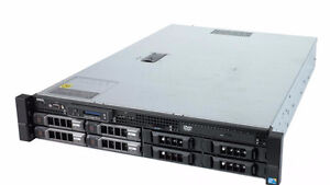 Dell PowerEdge R510 Server 2xSix-Core 48GB RAM 2x450GB 15k SAS H