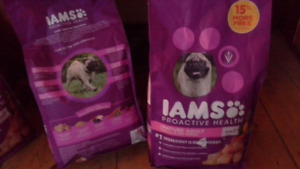 Iams small and toy breed dog food